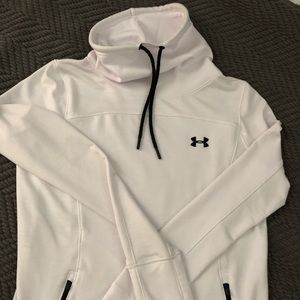 Under Armour Women's Loose Fit Cowl Neck PullOver